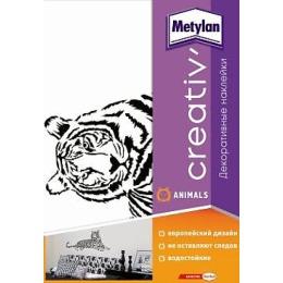 "Metylan creativ' декоративная наклейка ""Тигр"", 47*67 см"