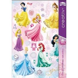 Metylan creativ' декоративная наклейка бал принцесс 47х67см