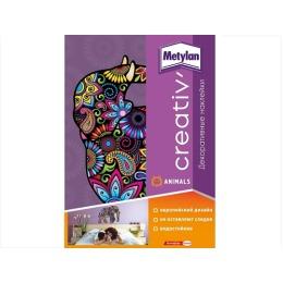 Metylan creativ' декоративная наклейка дивный слон 47х67см