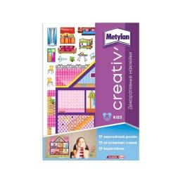 Metylan creativ' декоративная наклейка кукольный домик 47х67см
