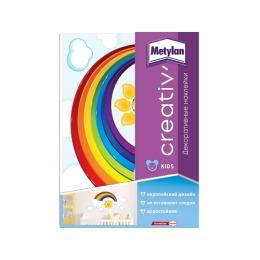 Metylan creativ' декоративная наклейка радуга 47х67см