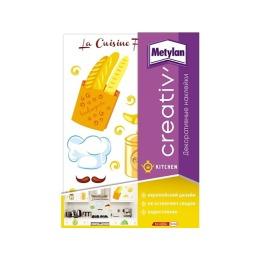 Metylan creativ' декоративная наклейка французская кухня 47х67см
