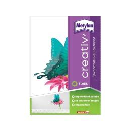 Metylan creativ' декоративная наклейка эффект бабочки 33,5х47см