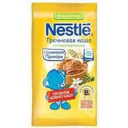 """Nestle каша безмолочная """"Гречневая"""", 20 г"""