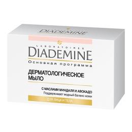 """Diademine дерматологическое мыло """"Основная Программа"""", 100гр"""