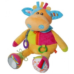 """Мир детства игрушка """"Дрессировщица Алиса. Волшебный цирк"""" c развивающими элементами"""