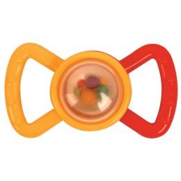 """Мир детства игрушка погремушка """"Цветные бусинки"""""""