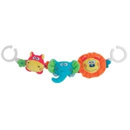 "Мир детства игрушка подвеска ""Зверята"""