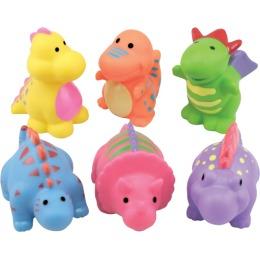 """Курносики набор игрушек-брызгалок для ванны """"Динозаврики"""""""