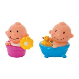 """Курносики набор игрушек-брызгалок для ванны """"Непоседы"""""""
