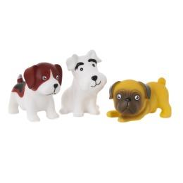 """Курносики набор игрушек-брызгалок для ванны """"Собачки"""""""