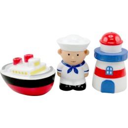 """Курносики набор игрушек-брызгалок для ванны """"Флот"""""""