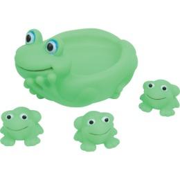 """Курносики игрушка для ванной """"Семейка лягушки"""""""