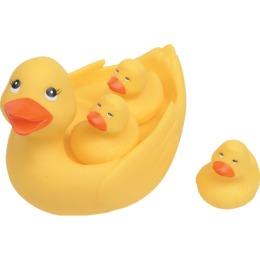 """Курносики игрушка для ванной """"Уточка с утятами"""""""