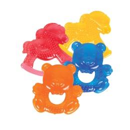 """Курносики игрушка-прорезыватель""""Любимые игрушки"""" с водой"""