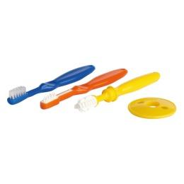 Курносики набор зубных щеток 4+