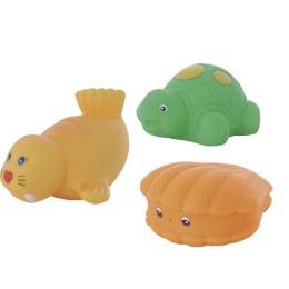"""Курносики набор игрушек для ванны """"Морские приятели"""""""