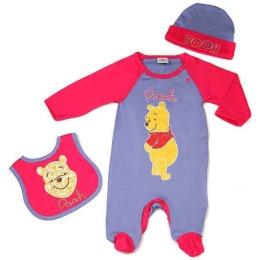"""Disney комплект одежды """"Винни"""" с 6 месяцев"""