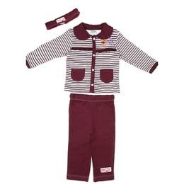 """Disney набор одежды """"Винни"""" 3 предмета, с 12-18 месяцев"""