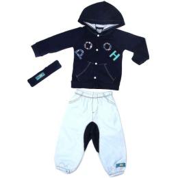 """Disney набор одежды """"Винни"""" 3 предмета, с 18-24 месяца"""