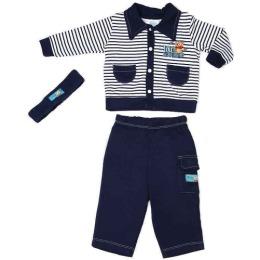 """Disney набор одежды """"Винни"""" 3 предмета, с 18-24 месяцев"""
