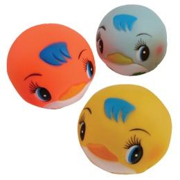 """Курносики игрушка для ванной """"Мячики-пингвины"""""""