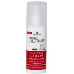 """Essence Ultime спрей-усилитель блеска """"Diamond color"""" для окрашенных и мелированных волос, 100мл"""