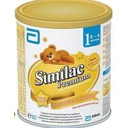 "Similac молочная смесь ""Premium 1"" 0-6 месяцев"