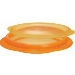 """Nuk тарелка """"Easy learning"""" пластиковая, мелкая"""