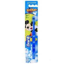 """Oral-B зубная щетка """"Mickey for Kids"""" мягкая"""