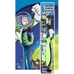 """Oral-B зубная щетка """"Stages 3 Cars"""" мягкая, 5-7 лет"""
