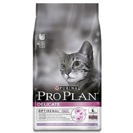 Pro Plan корм сухой, для кошек, с проблемным пищеварением, индейка, 10 кг