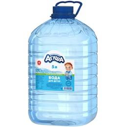 Агуша вода детская, 5 л