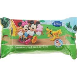 """Disney влажные салфетки """"Микки и Минни"""", 72 шт"""