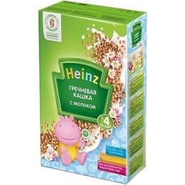 """Heinz кашка молочная """"Гречневая"""" с 4 месяцев 250 г"""