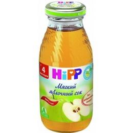 """Hipp сок """"Яблочный"""" с 4 месяцев, 200 мл"""