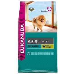 """Eukanuba корм """"Dog"""" для взрослых собак миниатюрных пород, 1.5 кг"""