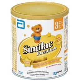 "Similac молочная смесь ""Premium 3"" 1-3 года, 400 г"