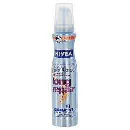 """Nivea мусс для волос """"Роскошь длинных волос"""", 150 мл"""