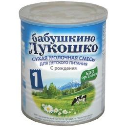 "Бабушкино Лукошко молочная смесь ""БИО 1"", 400 г"