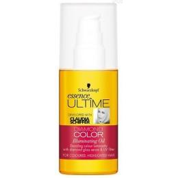 """Essence Ultime масло-преумножение блеска """"Diamond color"""" для окрашенных и мелированных волос, 75 мл"""