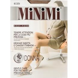 """Minimi колготки """"Donna 40"""" для беременных, с эффектом бандажа"""