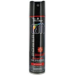 Taft лак для волос с витаминами мегафиксация, 75 мл
