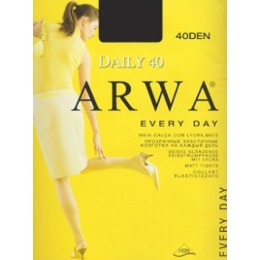 "Arwa колготки ""Daily 40"" saskia, размер 2"