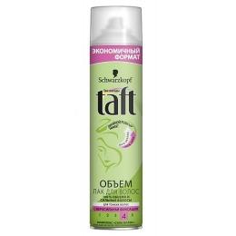 """Taft лак для волос """"Объем"""" сверхсильная фиксация для тонких волос, 350 мл"""
