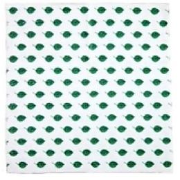 "Rainbow Home набор ""Листик"" чистящий: салфетка абразивная 17х19 см + салфетка 35х35 см + спонж + губка 8х12х2,5 см"