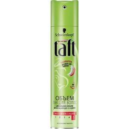 """Taft лак для волос """"Объем"""" мегафиксация, 225 мл"""