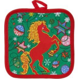 """Bonita прихватка """"Новый год. Конь"""", 17х17 см"""
