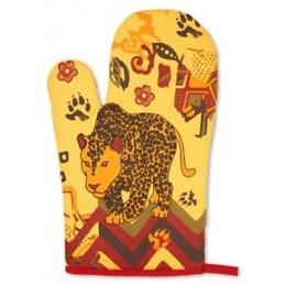 "Bonita рукавица ""Африка"", 18 х 27 см"