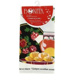"Bonita полотенце ""Пряники медовые"" вафельное, 44х59 см"